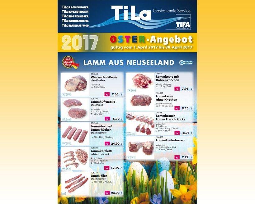 Oster-Aktion TiLa 2017