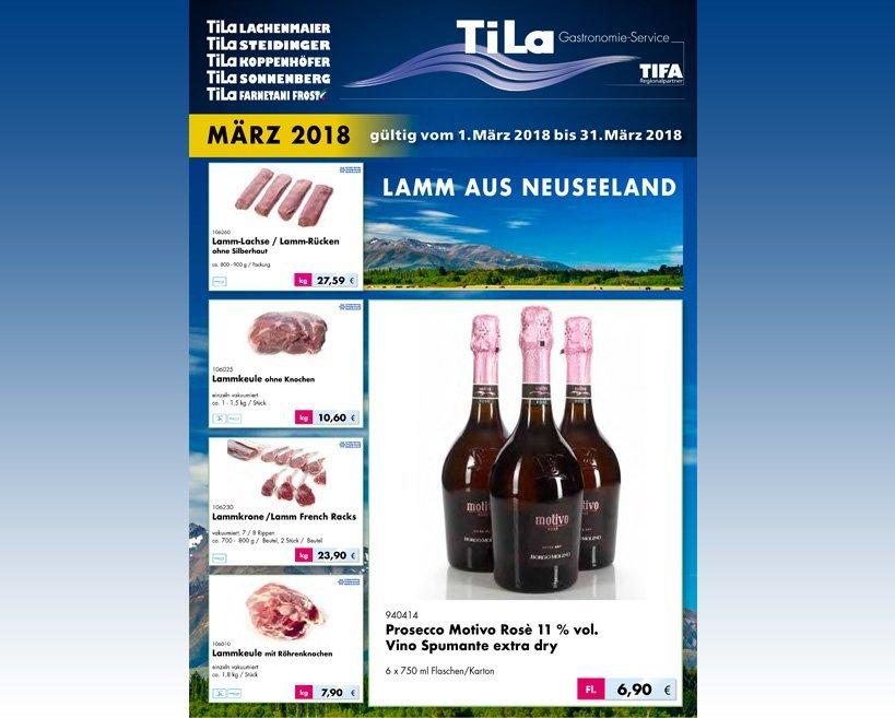 TiLa März-Angebot 2018